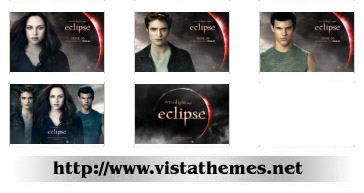 The Twilight Saga: Eclipse 1680x1050 wallpaper pack