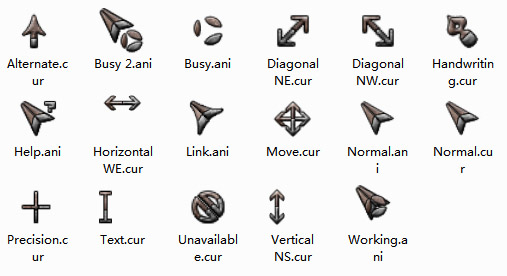Colony Mouse Cursors