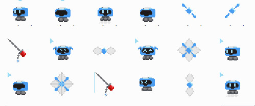 Mei and Snowball Cursors
