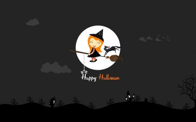 2017 Happy Halloween wallpaper for you computer