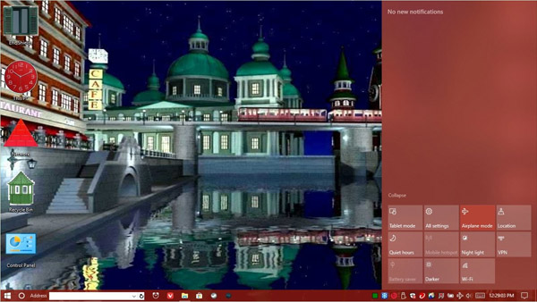 City of Dreams windows 10 themes