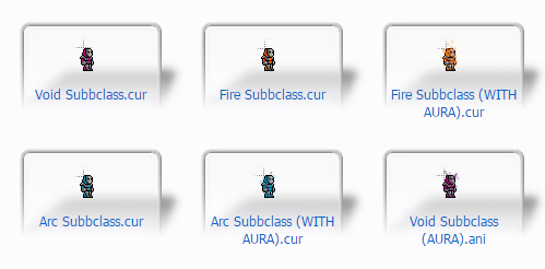 "Guardian""s Mouse Cursors"